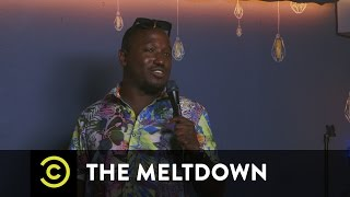 The Meltdown with Jonah and Kumail - Hannibal Buress - Fly Etiquette