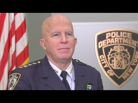 Meet new NYPD Commissioner James P. O'Neill