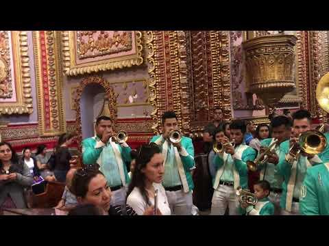 Que manera de tocar La Guadalupana Banda monarca