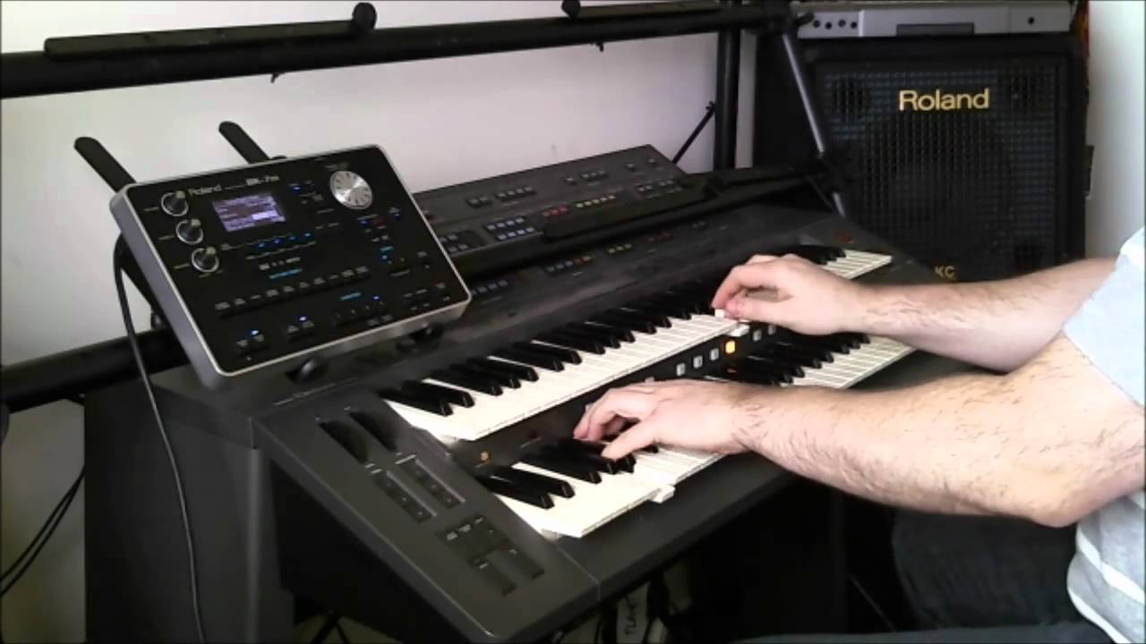 Roland BK7M Modules Just Began Shipping | General Arranger Keyboard