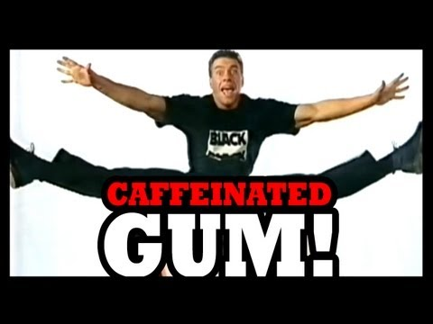 Caffeinated Gum - Do or Don't?
