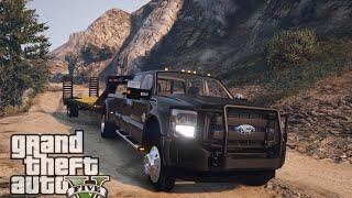 Grand Theft Auto V 2014 Ford F350 SuperDuty [HD]