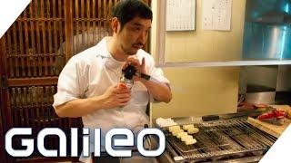 Kann ein japanischer Spitzenkoch Rinderroulade kochen? | Galileo | ProSieben