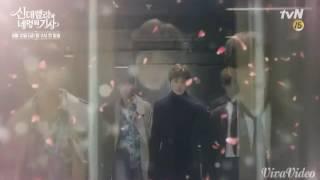 Новый корейский сериал Золушка и четыре принца рыцаря
