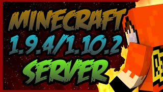 Minecraft pirata 1.9.4/1.10.2 server de skywars,eggwars,tower defense,kitPvP,survival e mais!