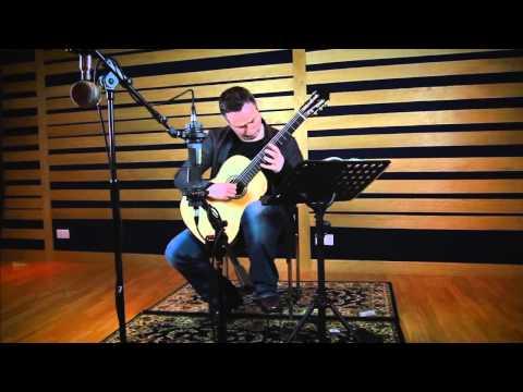 Michael Ritchie Guitar Maker, Matthew McAllister Mallorca