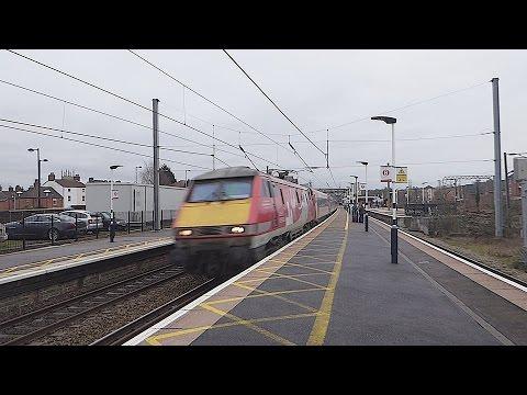 Grantham Railway Station (30/1/2017)
