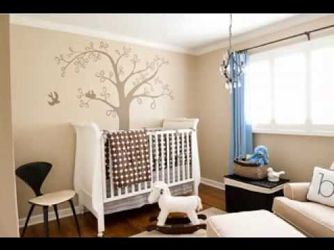 Baby boy room paint decor ideas youtube for Baby boy room paint ideas