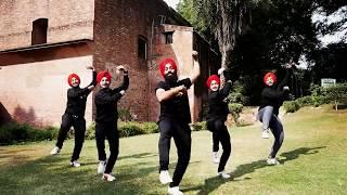 THE LANDERS - Tarhthalli | Meet sehra | Official Music video | bhangra video | folk fusion |