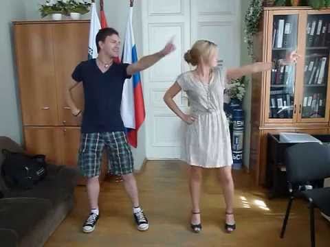 Выпускники ИПП, не выучим танец -  дипломы не получим!