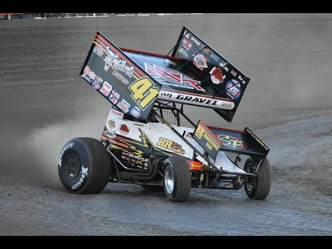 David Gravel @ Lakeside Speedway 10.18.19