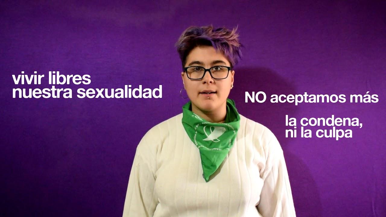 MANADA TEATRO #8A Aborto Legal Ya!