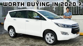 Toyota Innova Crysta BS6 Real Life Review - Worth Buying In 2020 ?