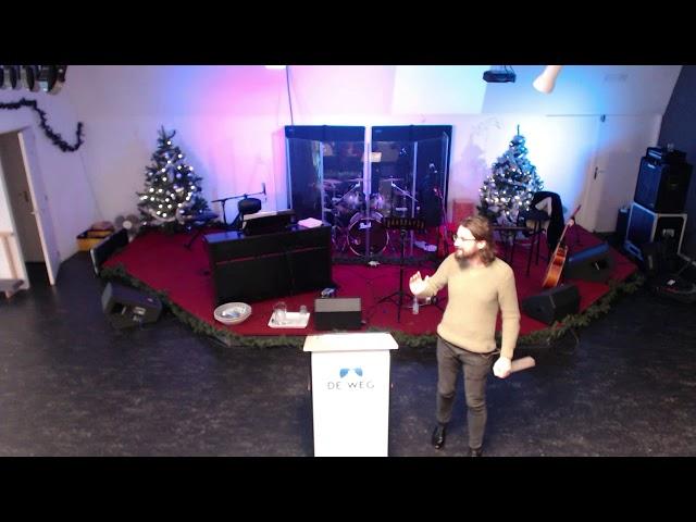 Frans van Dam 24-12-2017, De Weg - Evangelisch Centrum, Oordelen en Veroordelen