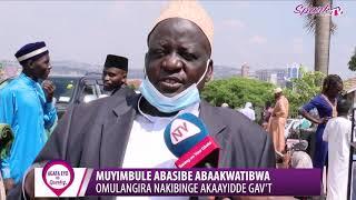 MUYIMBULE ABASIBE ABAAKWATIBWA : Omulangira Nakibinge akaayidde gov't
