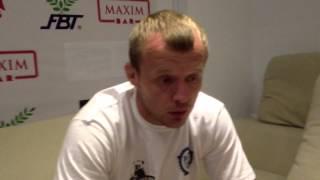 Интервью с Александром Шлеменко
