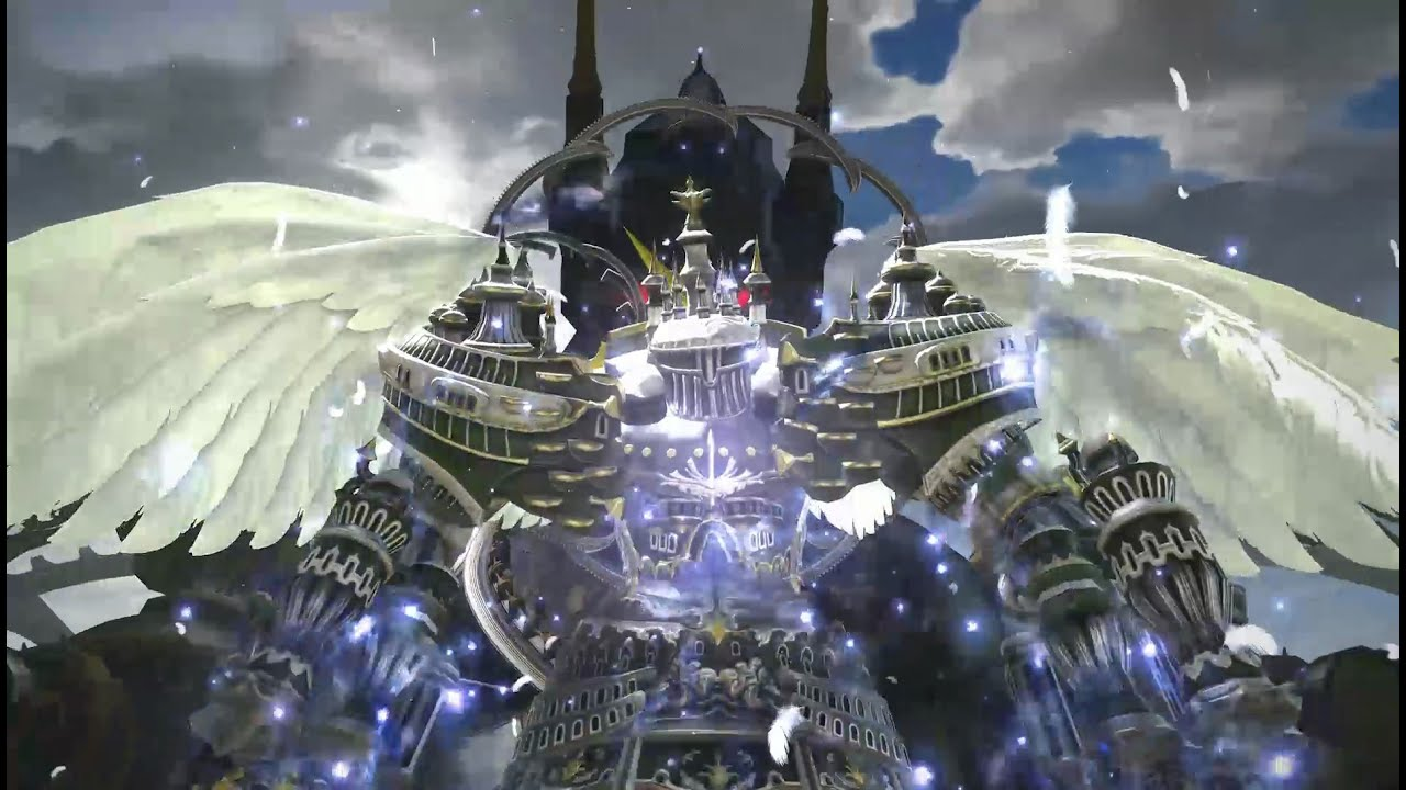 FFXIV OST Alexander Primes Theme YouTube