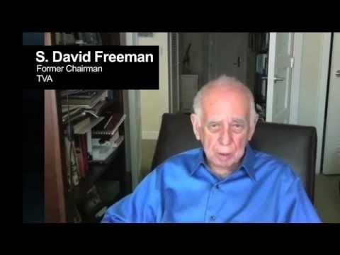 S. David Freeman on Renewable Energy