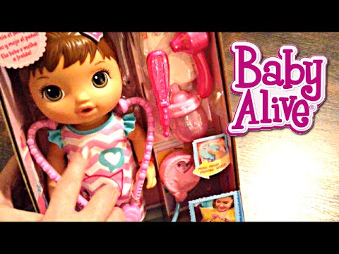 New Baby Alive Better Now Bailey Doll Unboxing Youtube