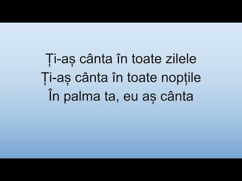 În Palma Ta - Ioana Ignat, Edward Sanda (versuri)