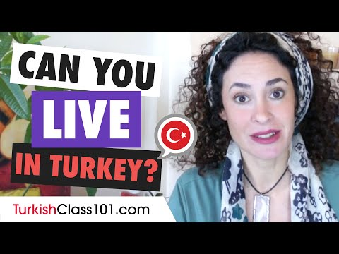 The cost of living in Turkey
