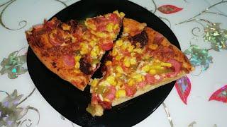 Pizza Tarifi/Evde pratik pizza tarifi