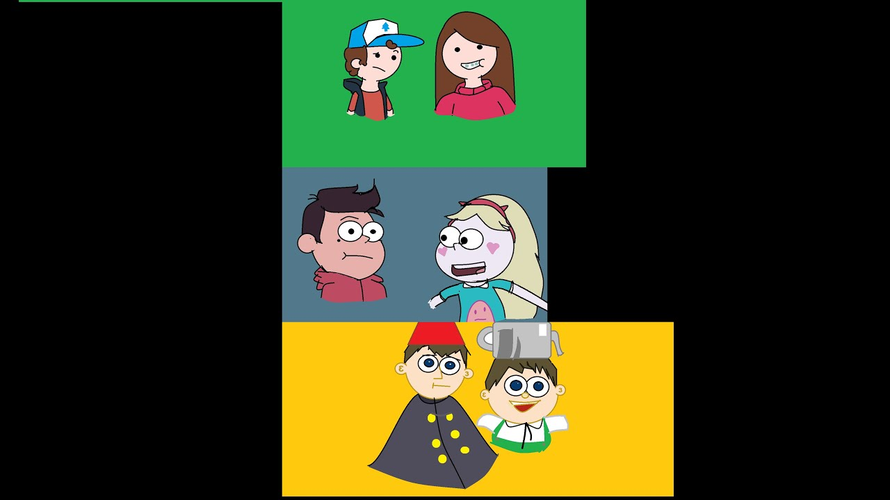 Drawing cartoon characters in other tv shows 39 art styles for Craft shows on tv