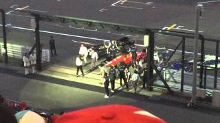f1 2015 日本GPの前夜祭での動画です.