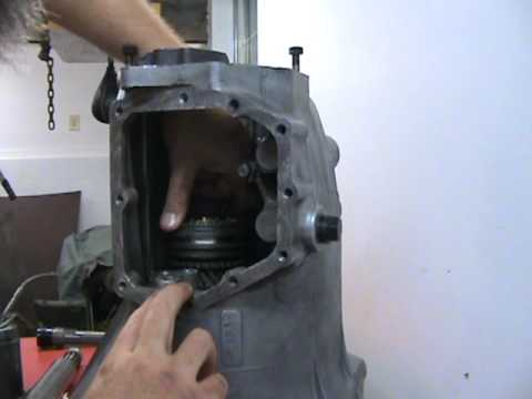 mgb transmission rebuild video