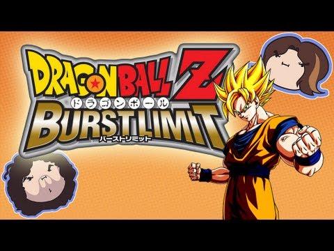 Dragon Ball Z: Burst Limit - Game Grumps VS