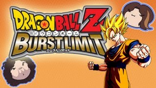 Dragon Ball Z: Burst Limit - Game Grumps VS