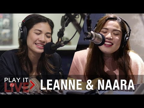 """LEANNE & NAARA 