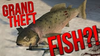 GTA V, FISH EDITION.