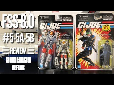 Hasbro G JOE Collectors Club 2018 FSS 8.0 Exclusive MUNITIA I