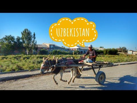 Uzbekistan - Cyclolenti, around the world by bicycle