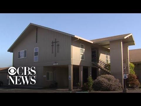 California church holds