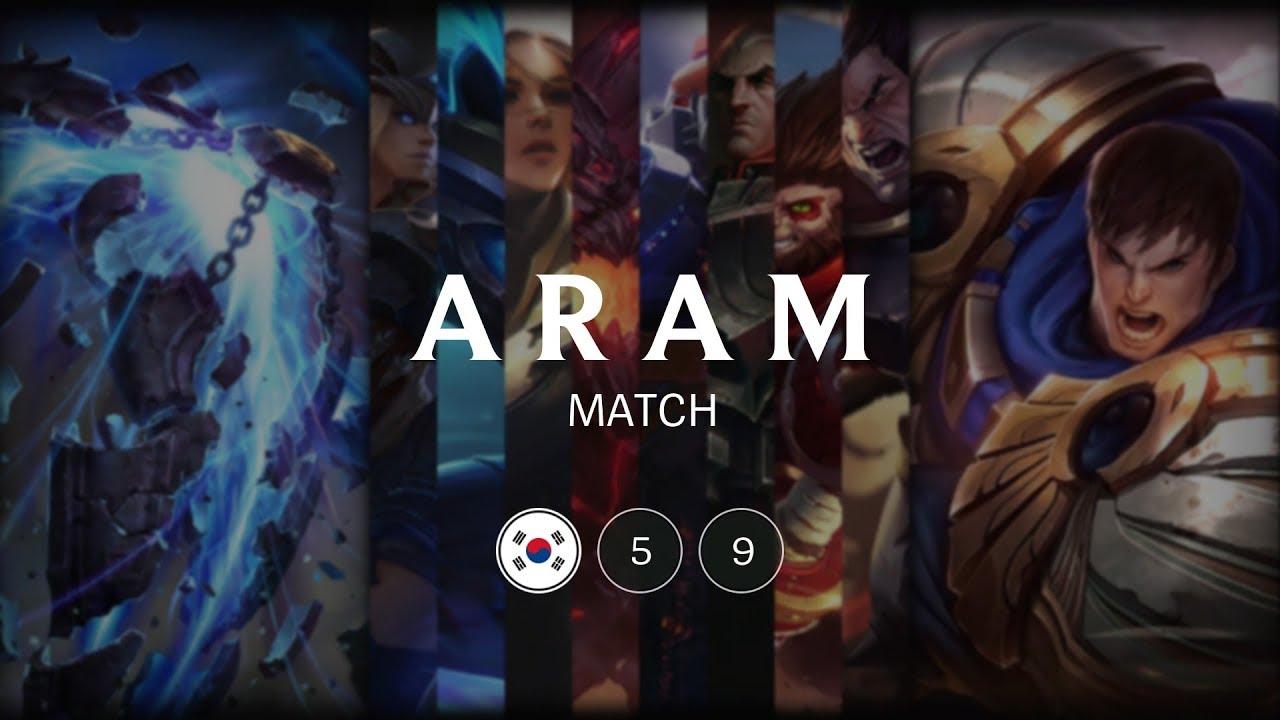 ARAM Match #59 | All Random All Mid - YouTube