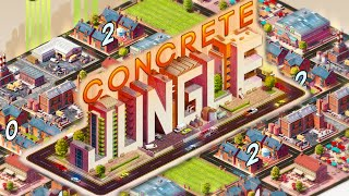 City Building Puzzle game! - Concrete Jungle Kickstarter Preview and Impressions - Discover Indie!