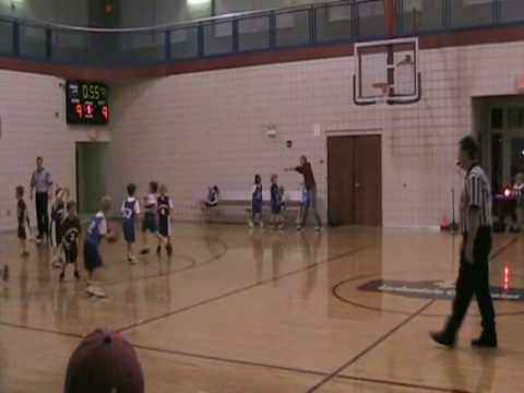 Gardendale Christian Academy Basketball Game 12-10-09