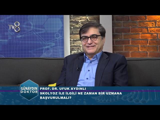 Prof. Dr. Ufuk Aydınlı Günaydın Doktor'da Konuşuyor