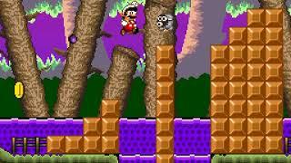 Super Mario Bros 2: Mega Mario X (Smw Hack) - Part 7