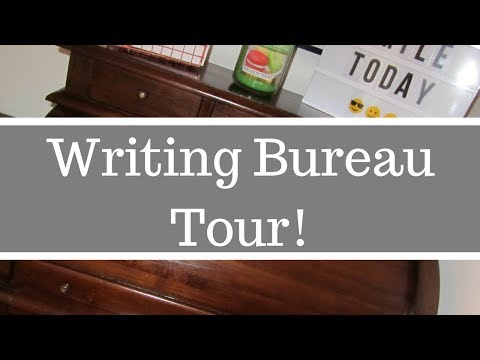 Writing Bureau Tour