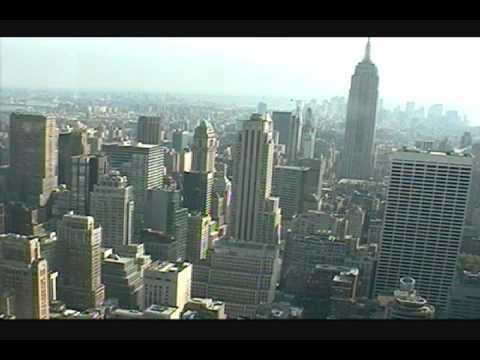 [1/2] Top Of The Rock - Observation Decks - Rockefeller Center - Manhattan, New York City - 5-8-09