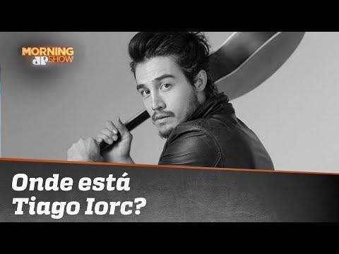 Desapareceu! Por onde anda o cantor Tiago Iorc?