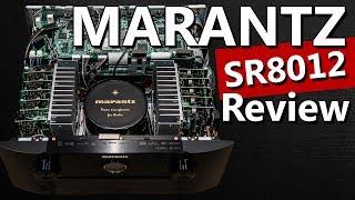 marantz SR8012 11.2 Receiver Review  Best 2018 Dolby Atmos Receiver?