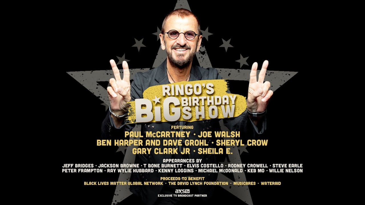 Read and Watch Our New Ringo Starr Interview on His 80th Birthday