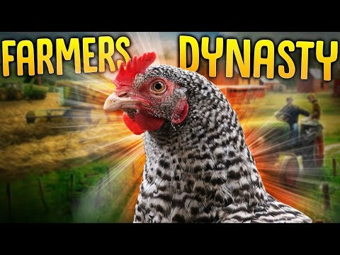 Chicken Farming Love Doctor - Farmer's Dynasty Gameplay