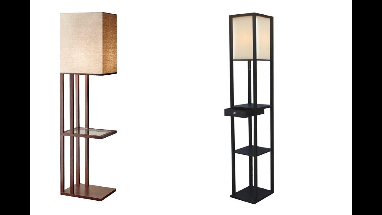 Tripod Lamp With Shelves | Atcsagacity.com