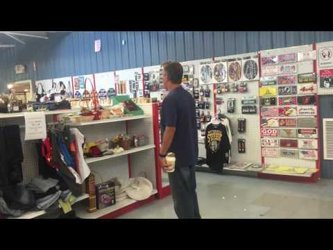 gary in antique mall