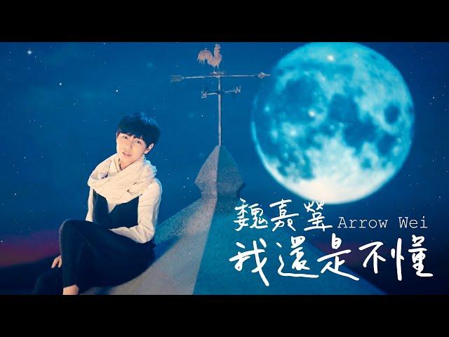 魏嘉瑩 Arrow Wei【我還是不懂】Official Music Video(HIStory3 那一天 片尾曲)